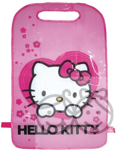 Ochrana sedadla do auta Hello Kitty