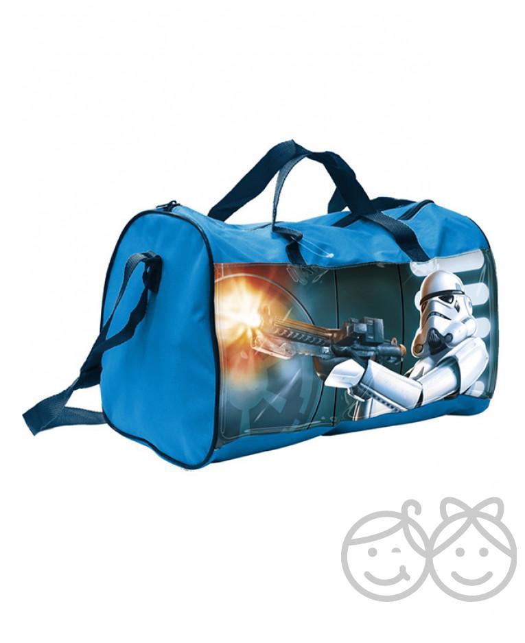 697819836d Dětská sportovní taška na rameno Star Wars Stormtrooper