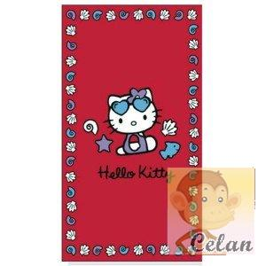 Osuška Hello Kitty Coquillage > 70 x 120cm