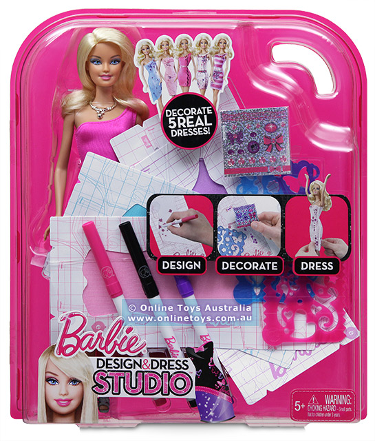 Panenka Barbie Design Studio MATTEL