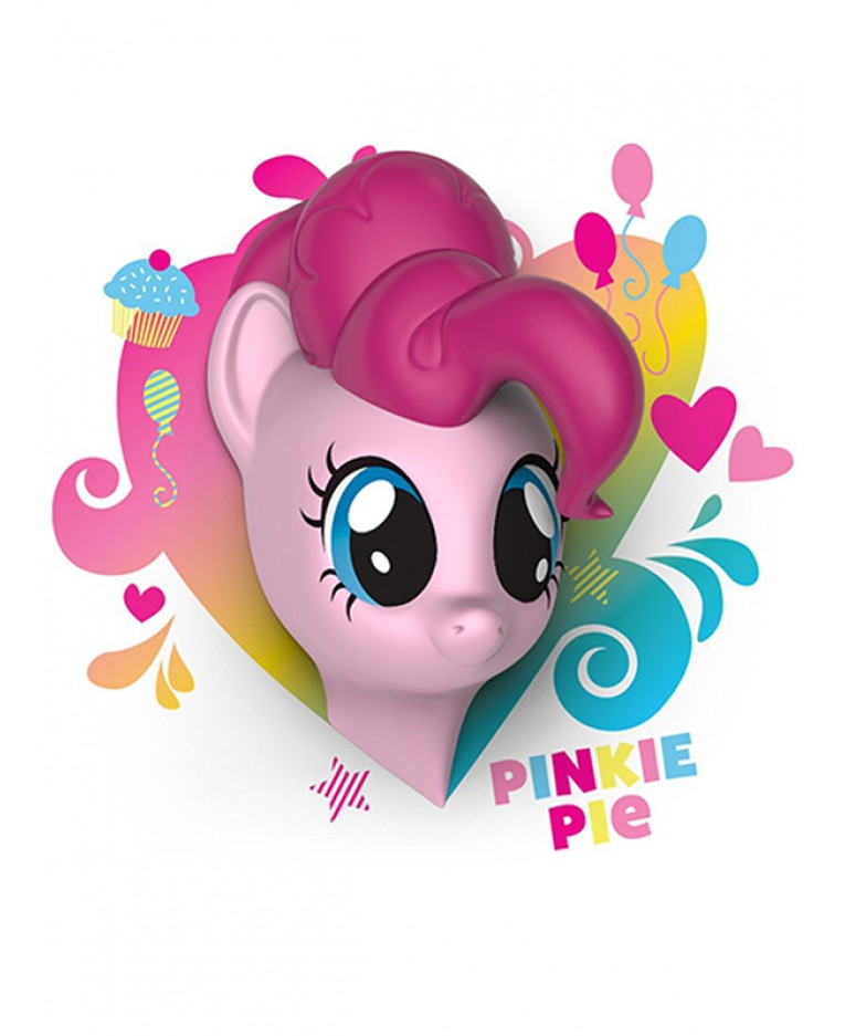 3D lampička My Little Pony Pinkie Pie