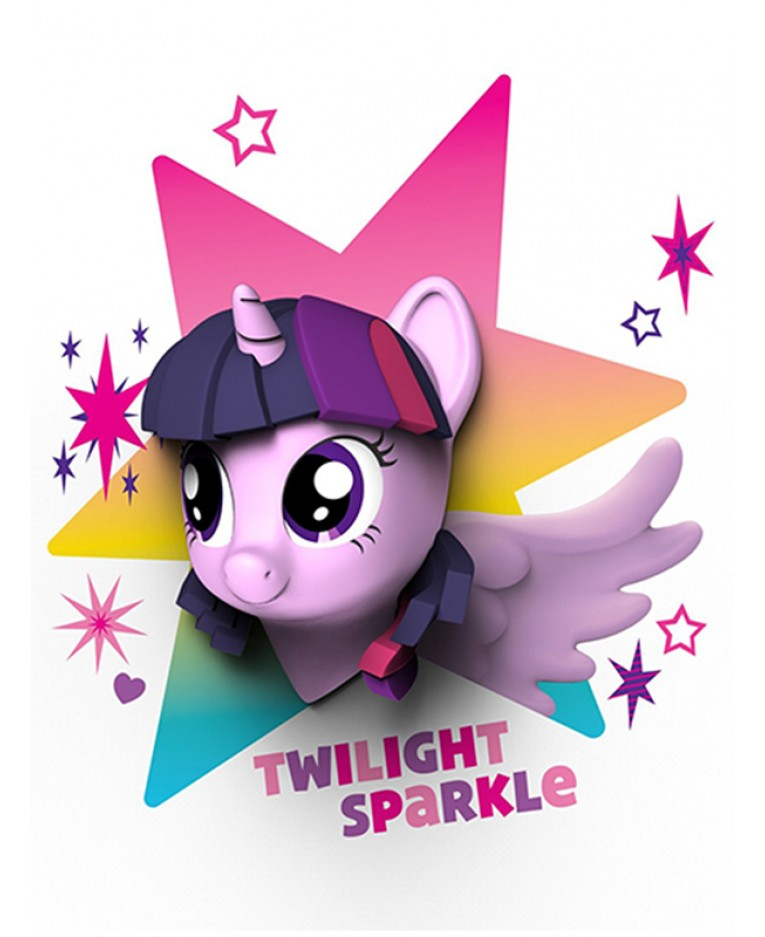 3D lampička My Little Pony Twilight Sparkle