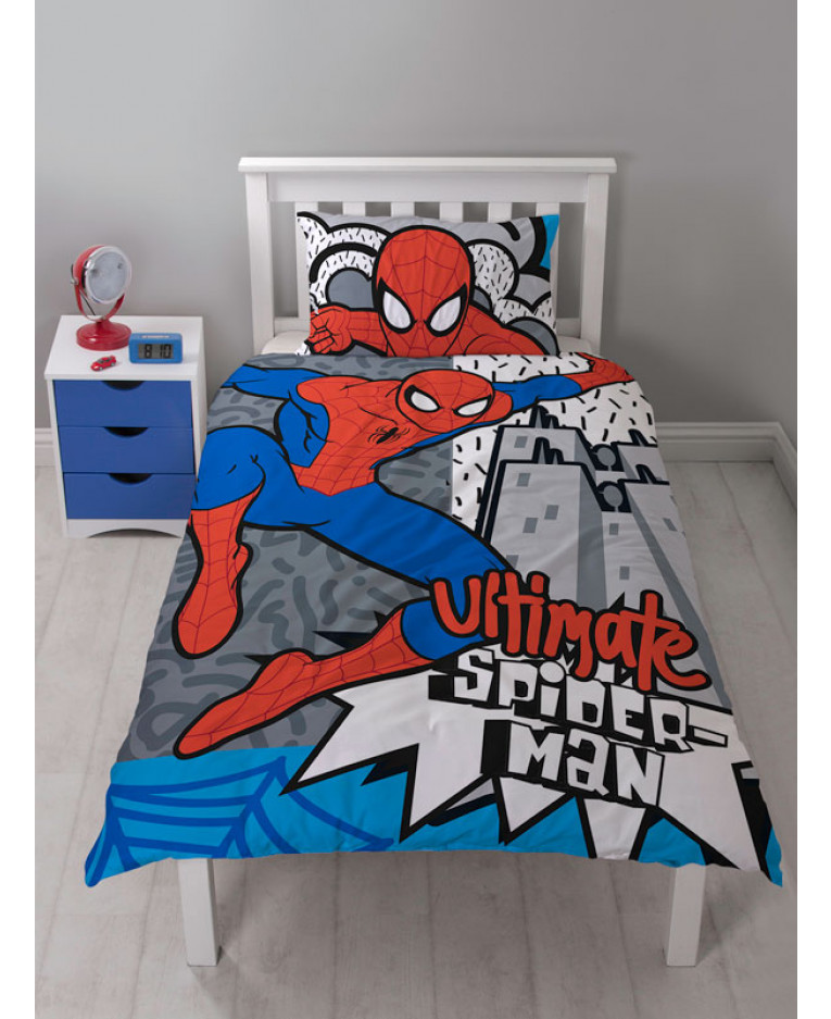Povlečení Marvel Spiderman Ultimate Hung