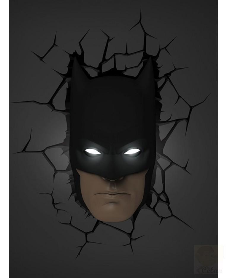 Kompletní specifikace · Související zboží. Oficiální DC Comics zboží. 3D  nástěnné svítidlo 795d8da9f78