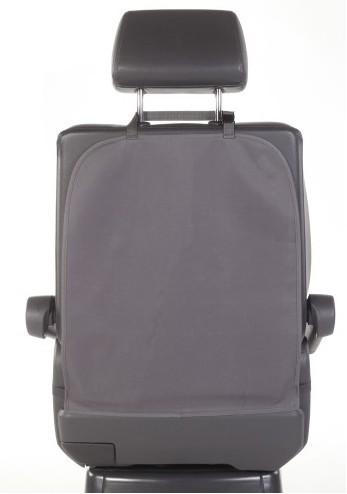 Ochrana sedadla extra - šedá