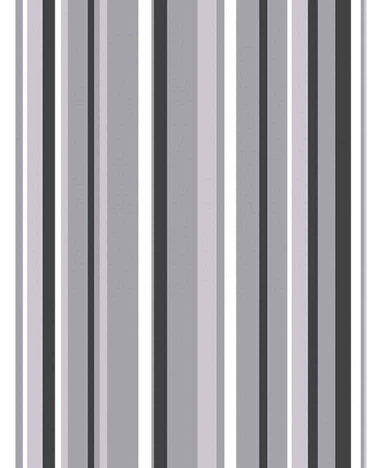 Tapeta proužky šedá 10m