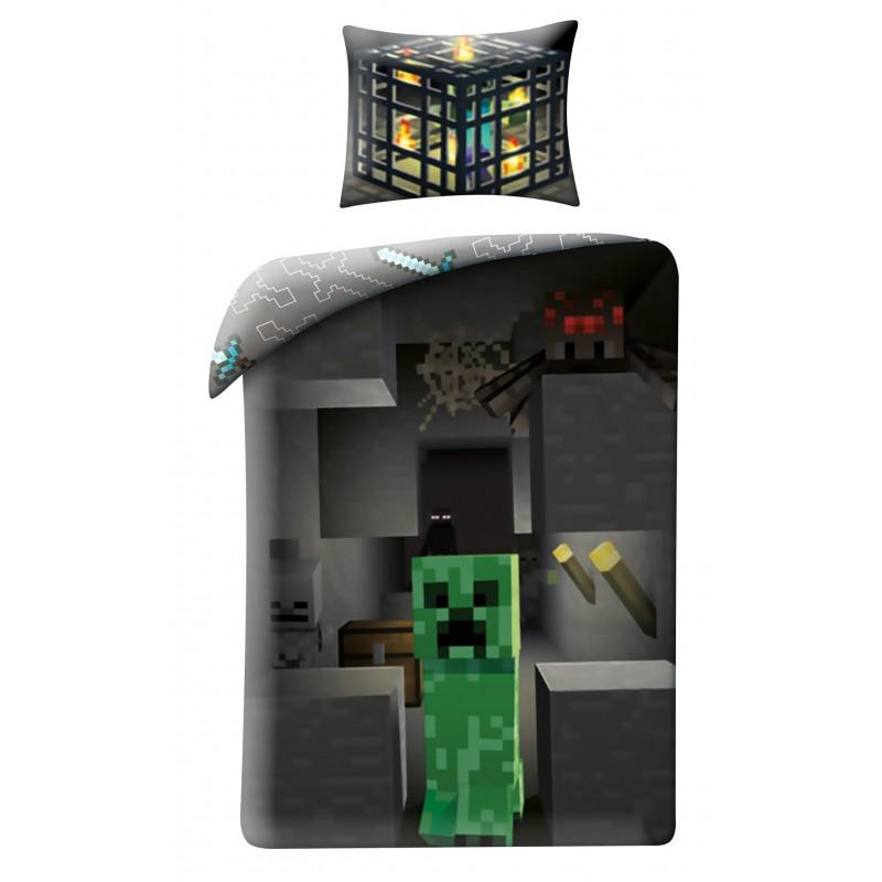 Povlečení Minecraft II 100% bavlna