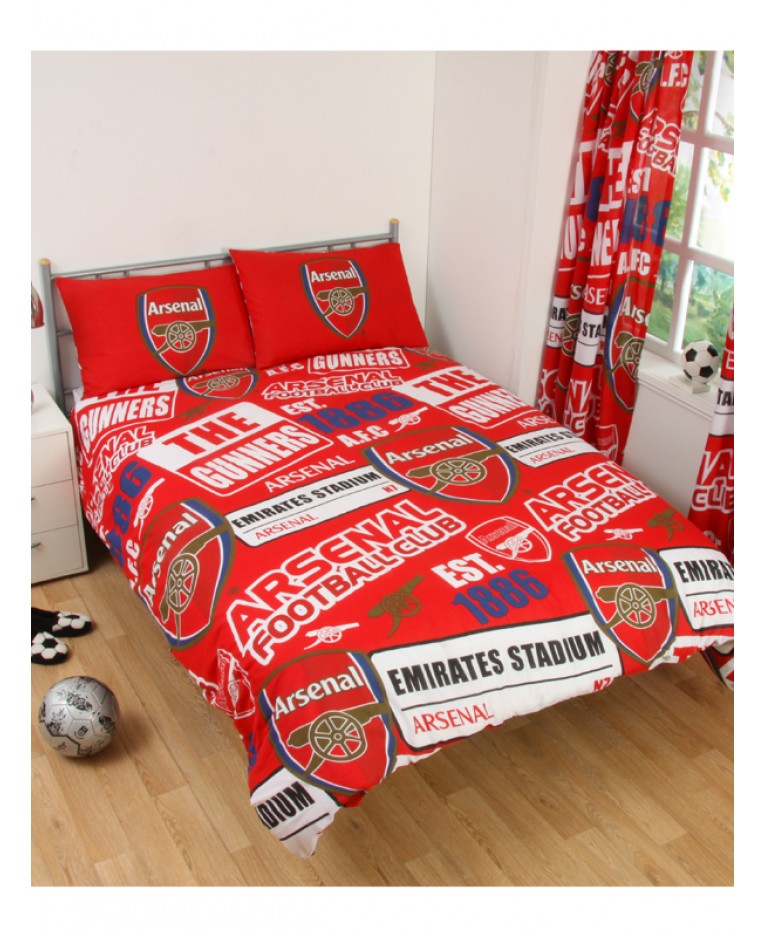 Fotbalové povlečení Arsenal FC III Patch