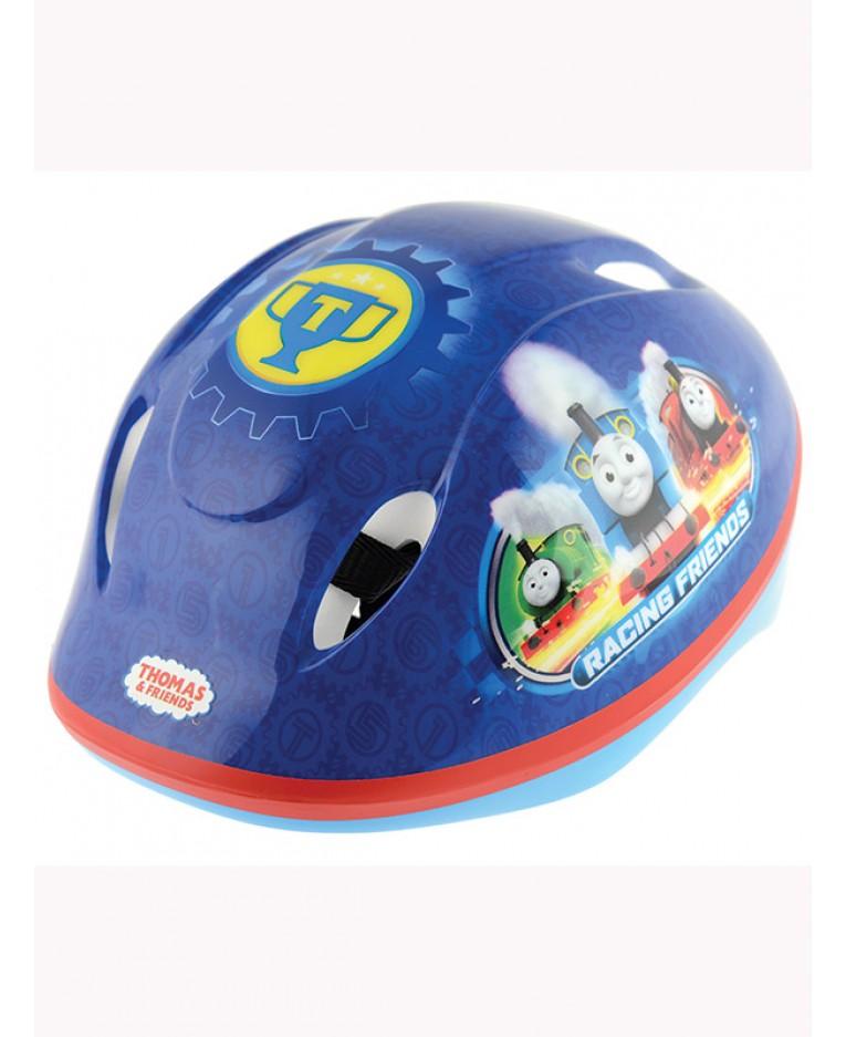 Dětská cyklistická helma Mašinka Tomáš - 48-52 cm