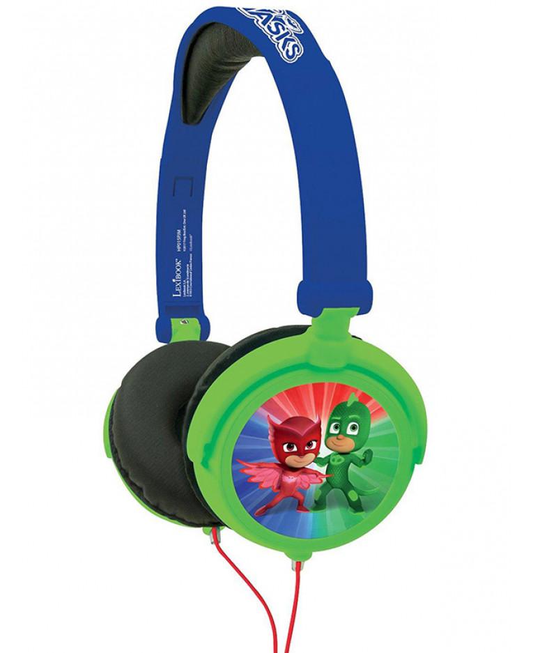 Stereo sluchátka PJ Masks
