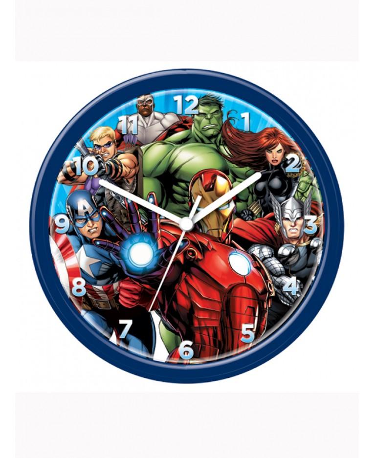 Hodiny nástěnné Marvel Avengers