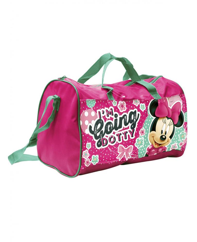 Dětská sportovní taška na rameno Minnie Mouse