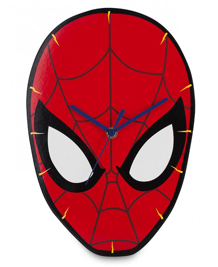 Hodiny nástěnné Spiderman