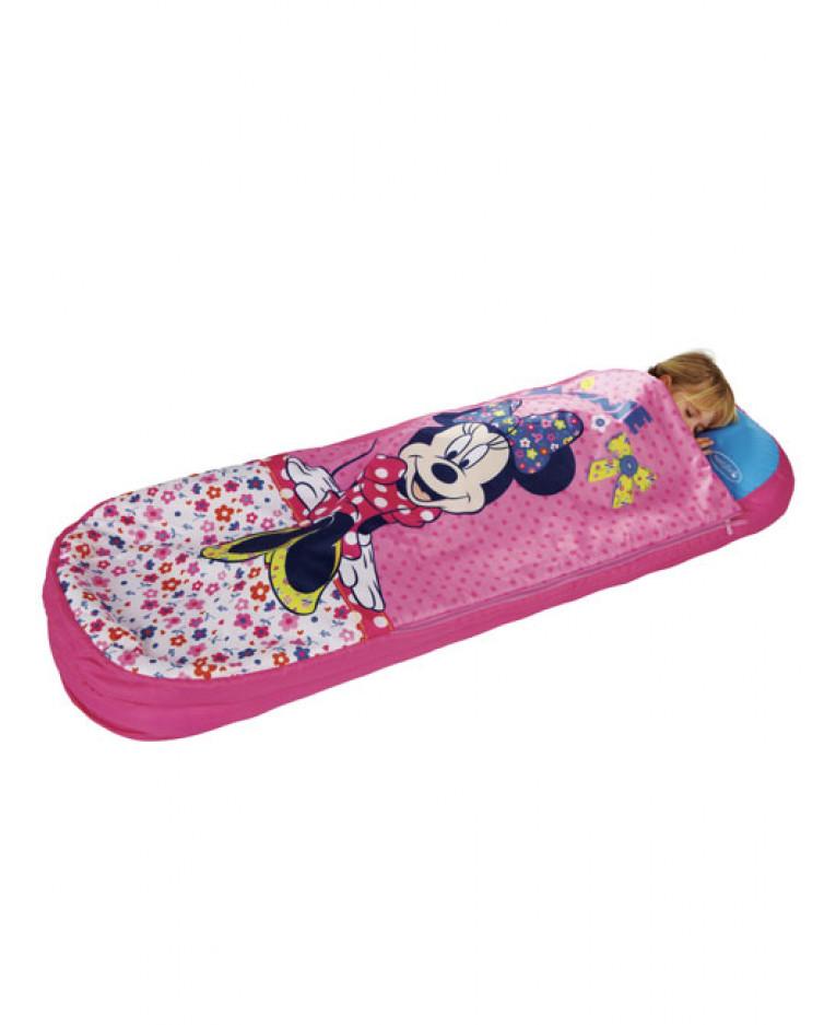 Cestovní postýlka nafukovací postel Minnie Mouse