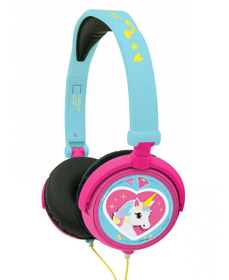 Stereo sluchátka Unicorn Jednorožec
