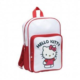 Batoh Hello Kitty  bílá