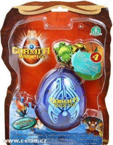 Gormiti-Cartoon Magic Egg > varianta modrá